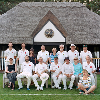 The Bushmen Cricket Club, Surrey